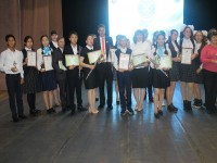 Областной слет членов добровольных школьных клубов школ «Адал Ұрпақ»
